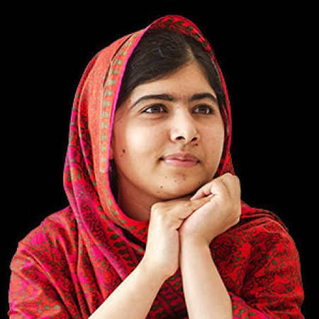 The Growth Faculty: An Evening with Malala Yousafzai
